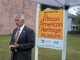 2007 Sign Unveiling 2