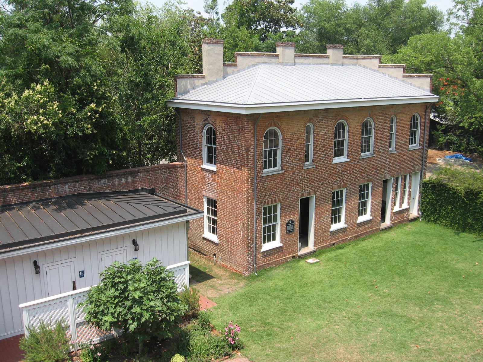 Bellamy Slave Quarters Photo